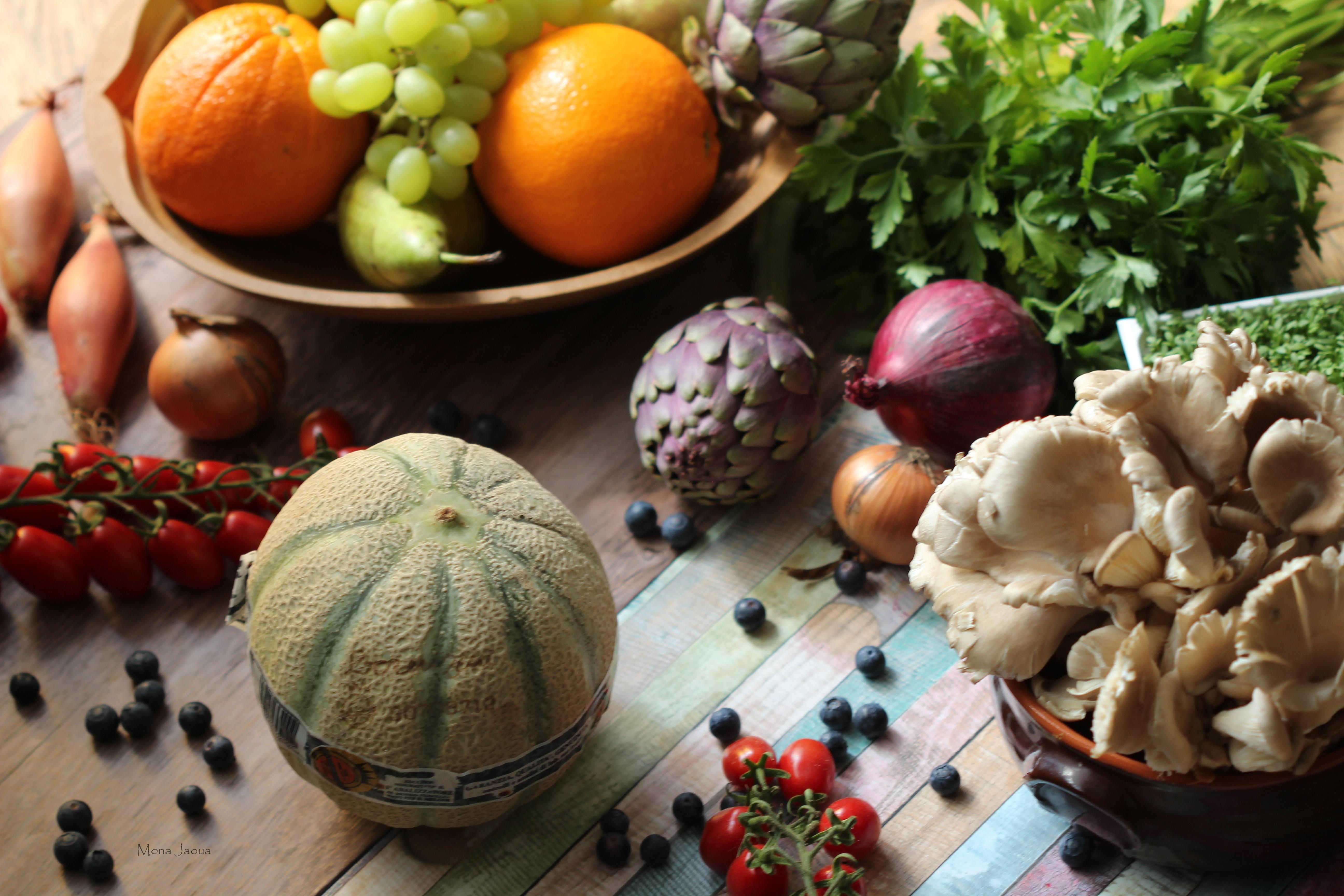 Kde nakupuju ovoce a zeleninu :)