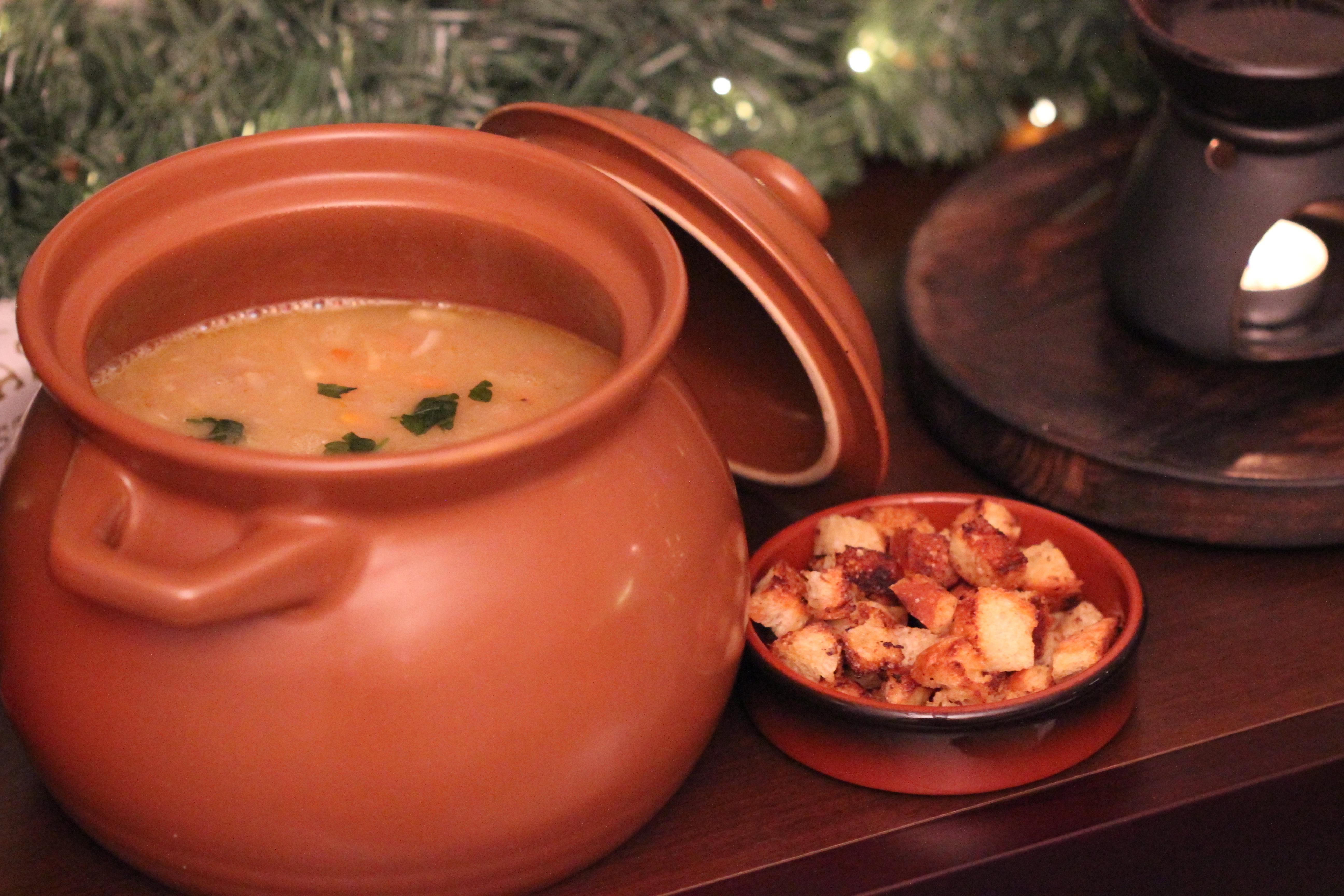 Vánoční rybí polévka – videorecept