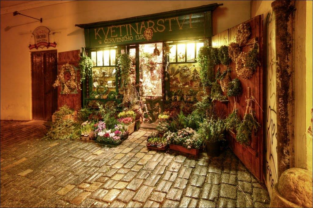 Nejlepší květinářství v Praze!