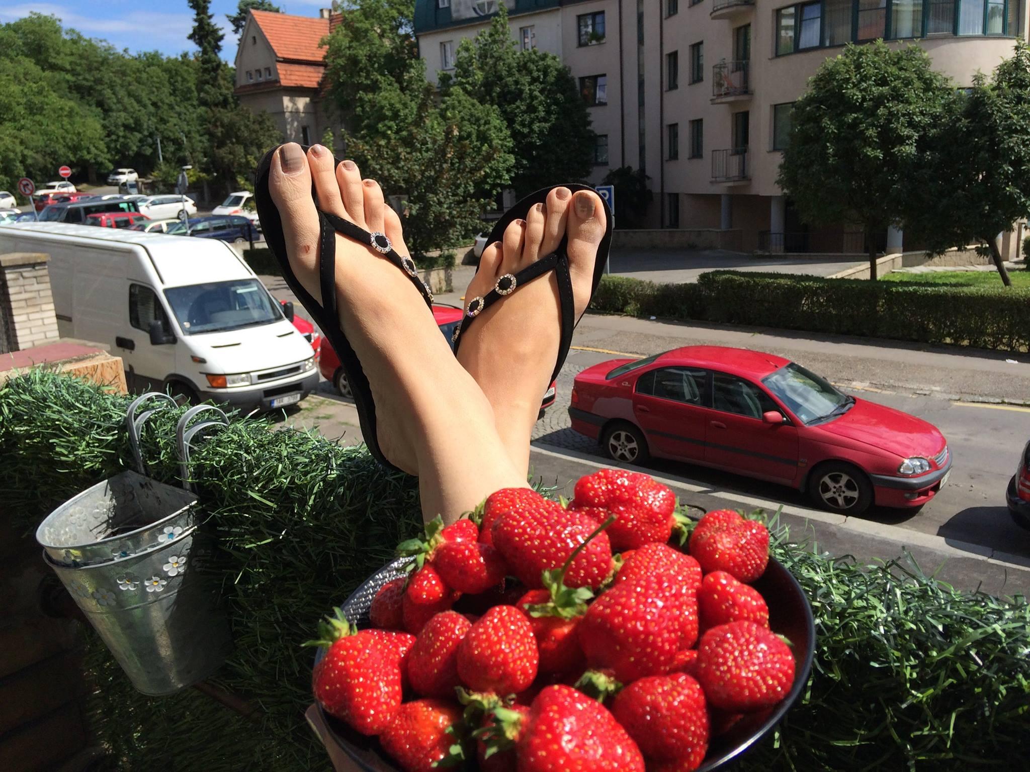 Místo čekání v ordinaci – farmářský trhy