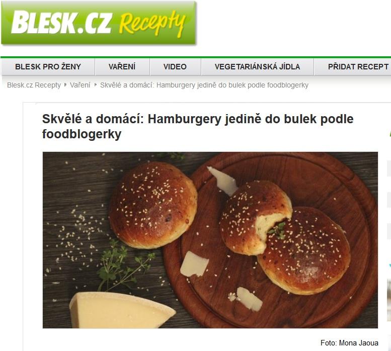 Blesk.cz – Recept na housky