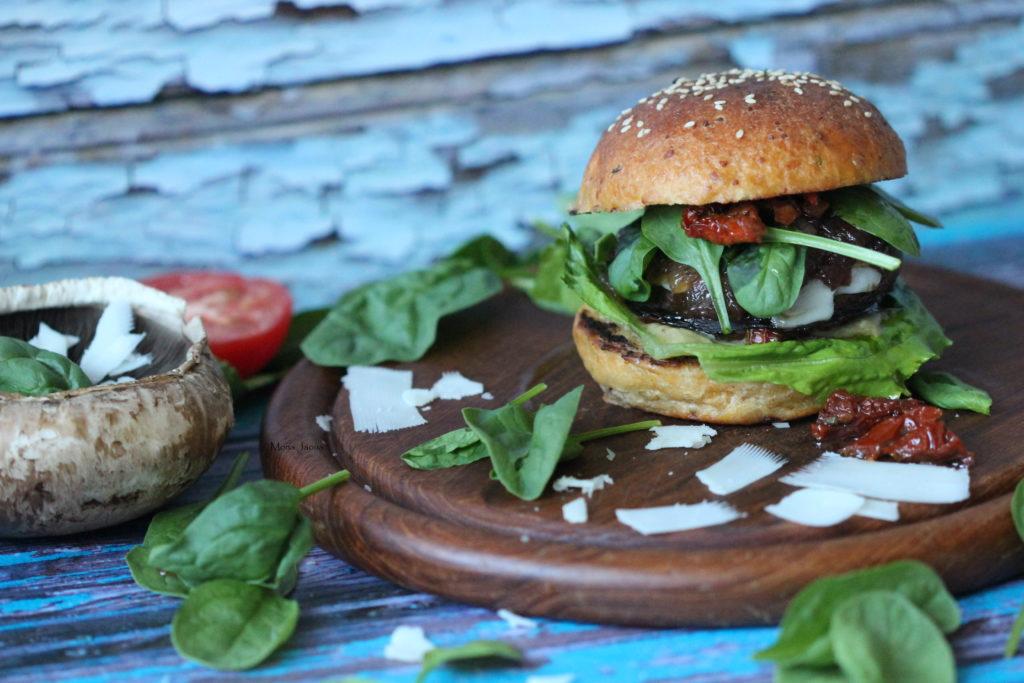 Muj první Vege Burger