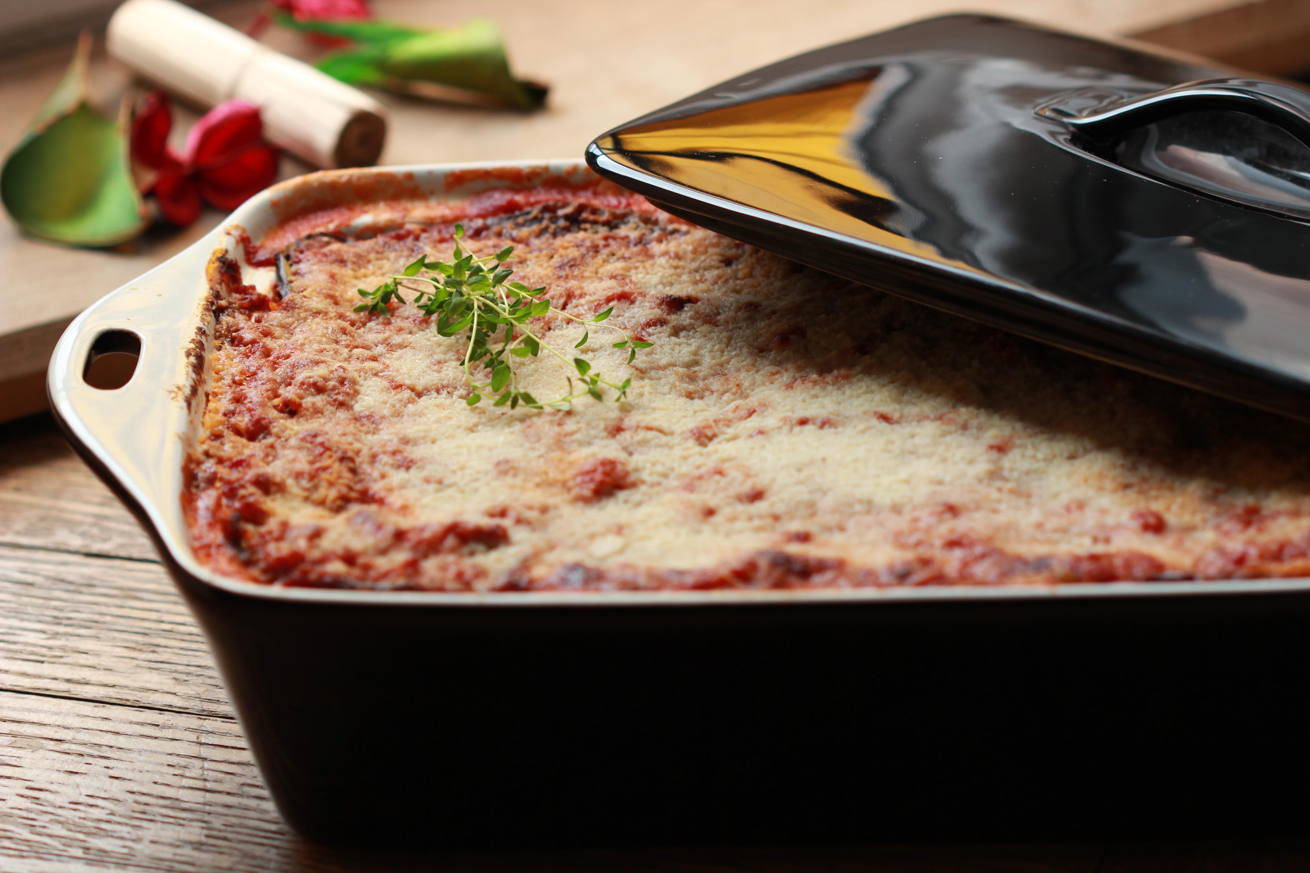 Melanzane alla parmigiana – Lilky po Parmsku